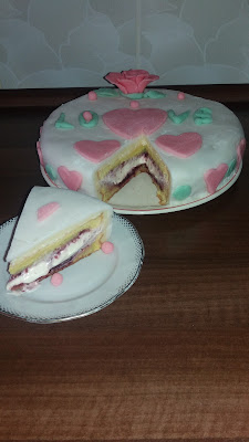 tort cu crema mascarpone
