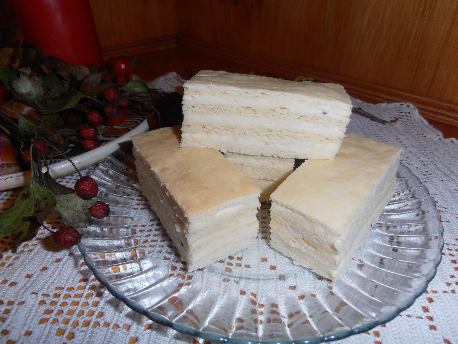 Gerdi süti Francia krémes