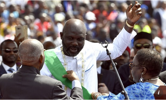 George-Weah-Sworn-in-as-Liberias-president