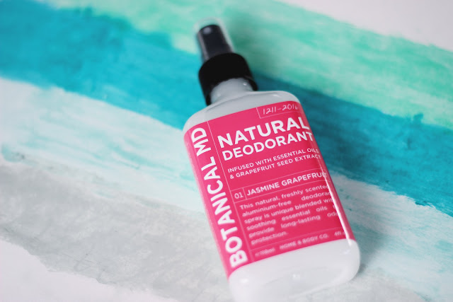 Home & Body Botanical MD Natural Deodorant