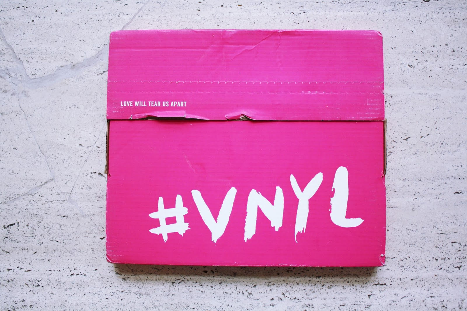 VNYL subscription box