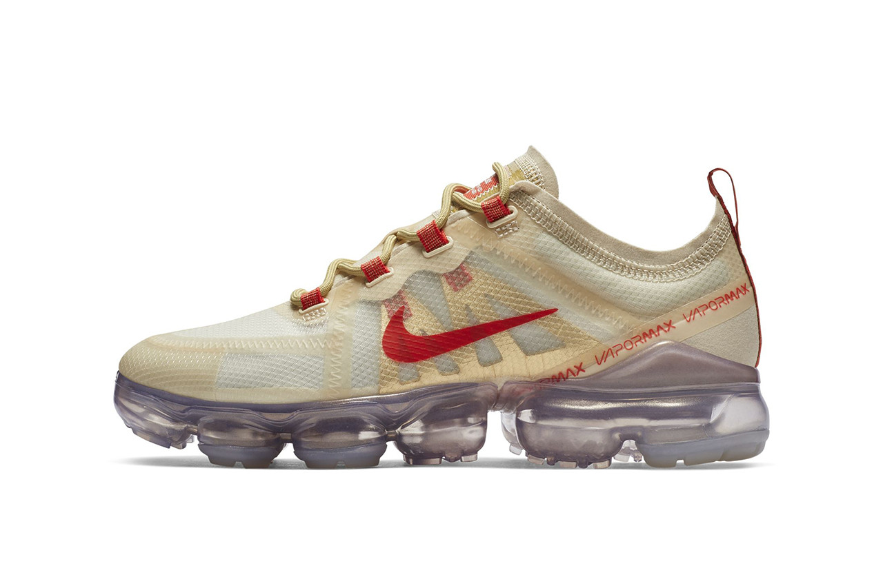 5591bf003dd Nike s latest release pays homage to the Chinese New Year. The Air Vapormax  2019 will come in two colorways