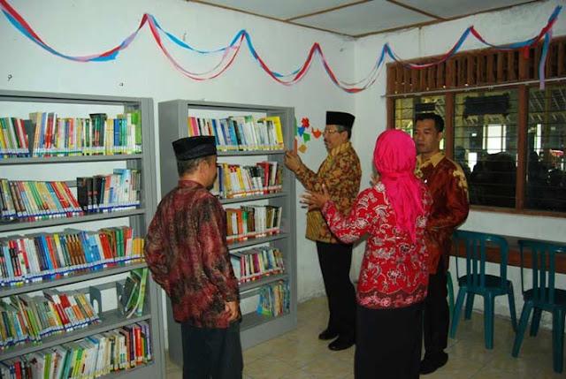 Menilik Desa di Gunung Kidul Yogyakarta yang sudah memiliki Perpustakaan