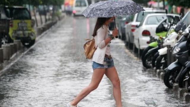 Καιρός: Έκτακτο δελτίο επιδείνωσης! Χαλαζοπτώσεις και καταιγίδες από τα ξημερώματα