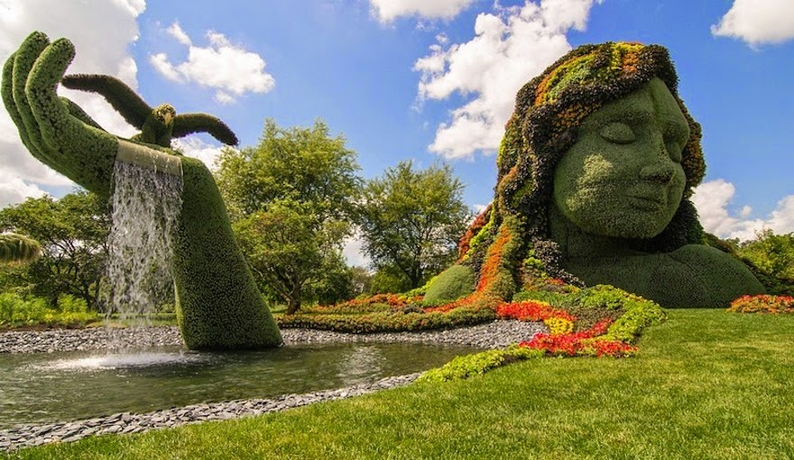 Montreal Botanical Garden, Canada - 19 Lesser-Known Travel Destinations To Visit Before You Die