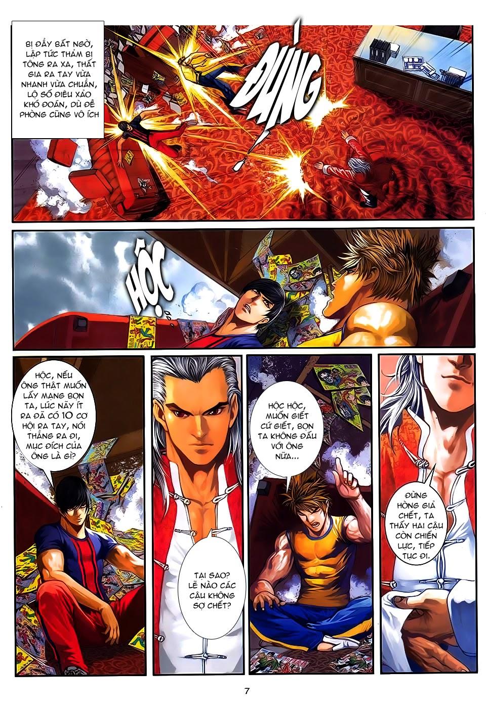 Quyền Đạo chapter 9 trang 7