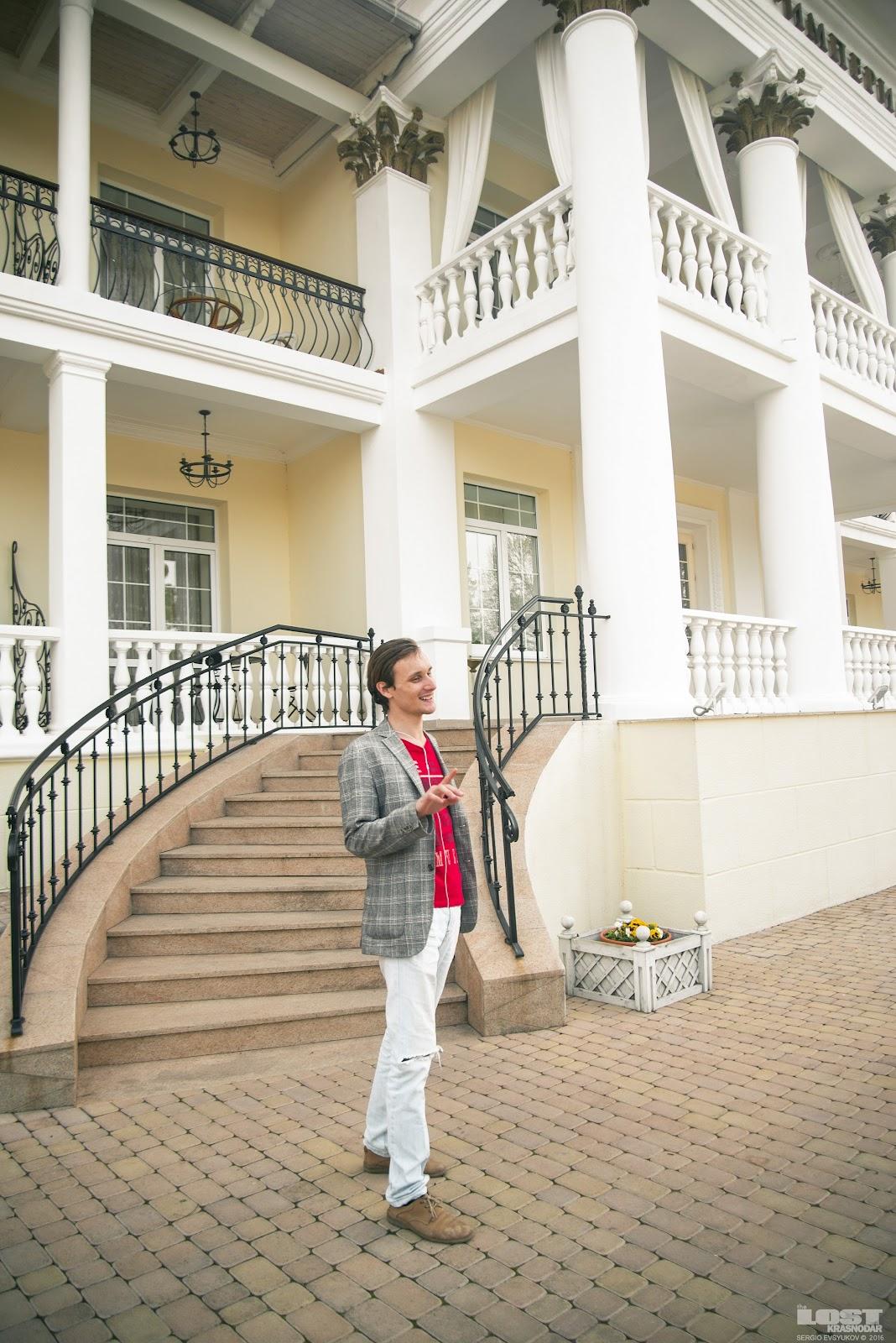 Отель-бутик в Абрау-Дюрсо