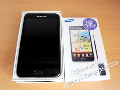 samsung galaxy note review sg