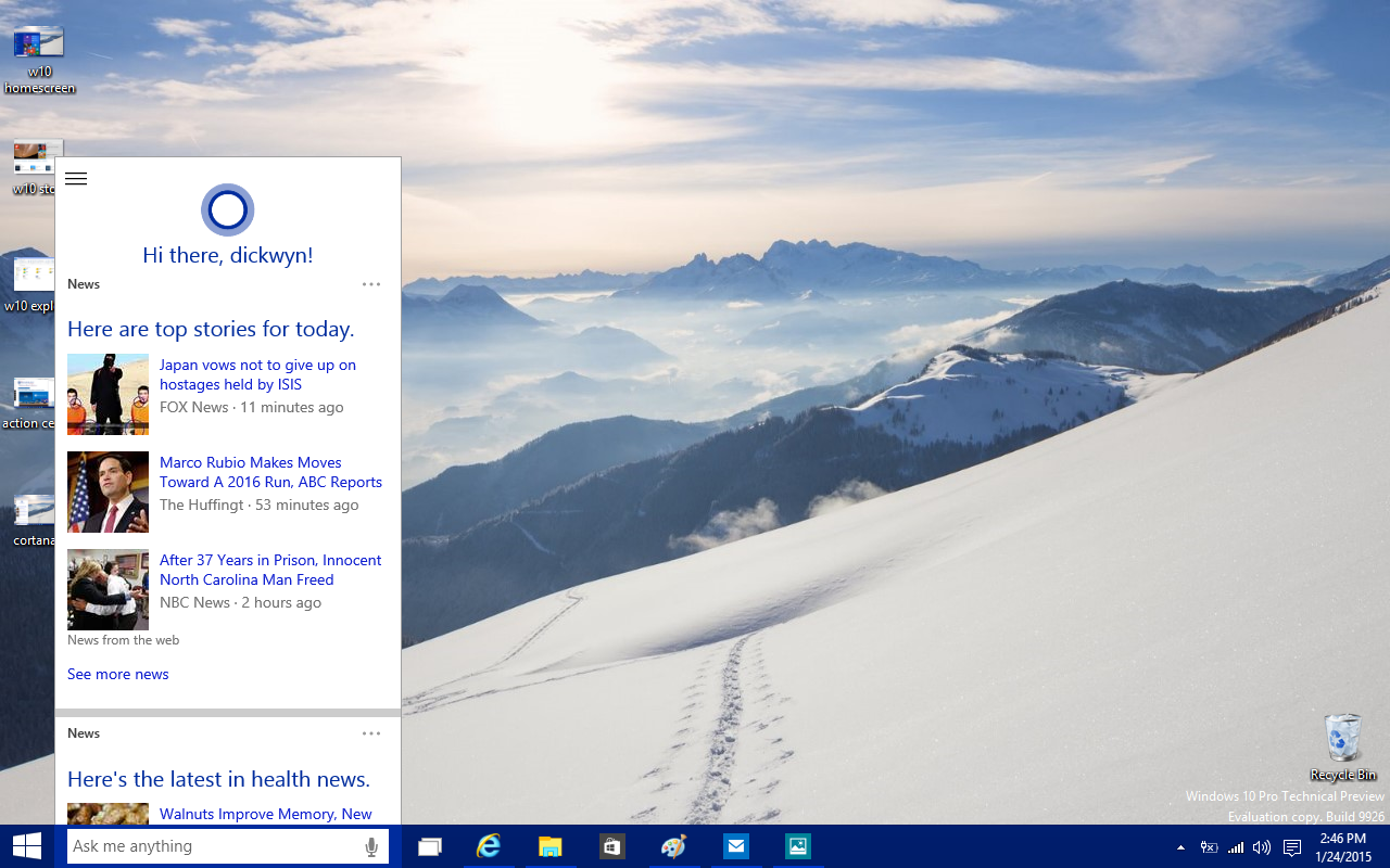 windows-10-build-9926-cortana