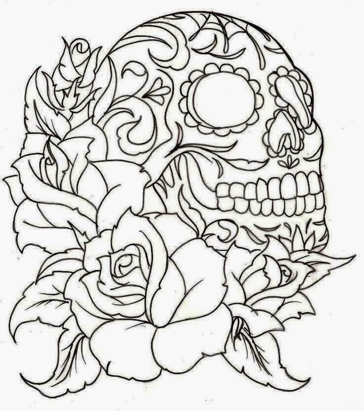 tattoos book 10 free printable tattoo stencils skulls