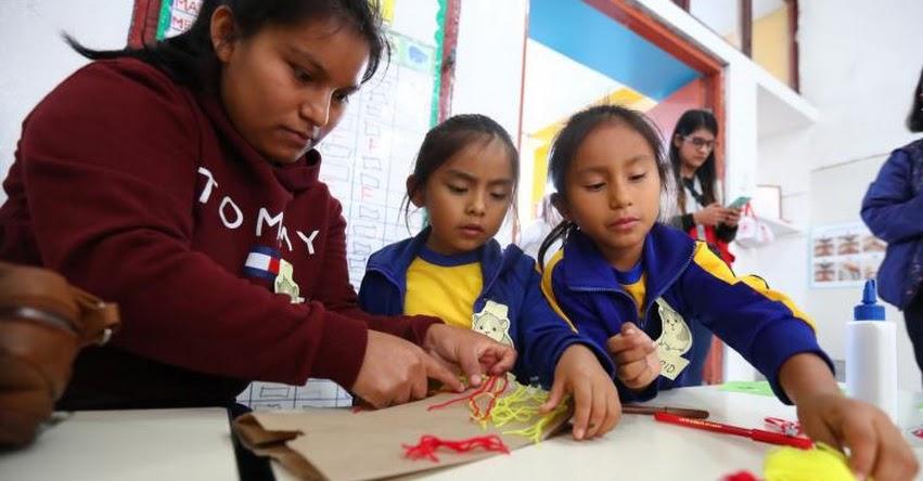 PERUEDUCA: Ministerio de Educación promoverá articulación de la escuela con la familia