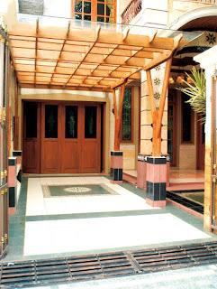 Model Kanopi Kayu Teras Depan Rumah 4