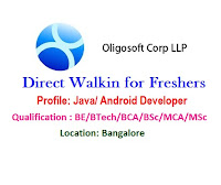 Oligosoft-Corp-walkin-for-freshers