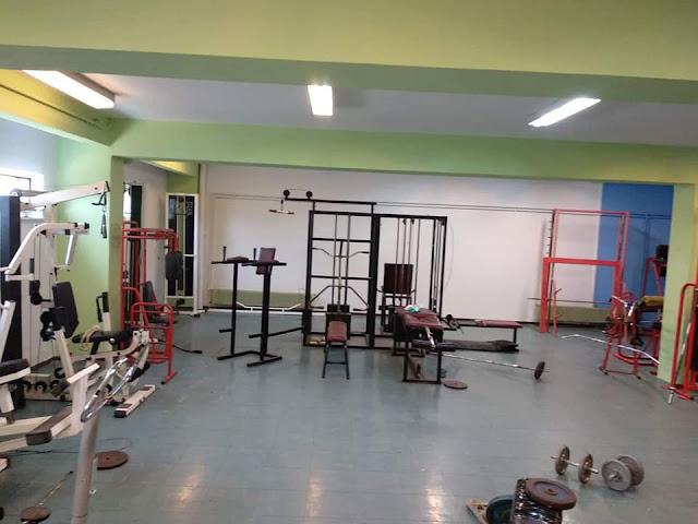 Ολοκληρώθηκαν οι επισκευές του Δημοτικού Γυμναστηρίου στο Κολυμβητήριο Ναυπλίου