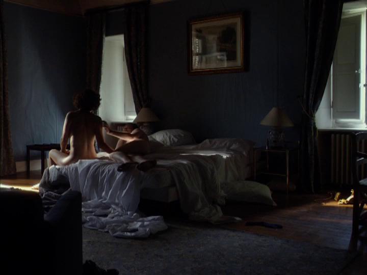 Cine en tu cara la chambre bleue 2014 for Amalric la chambre bleue