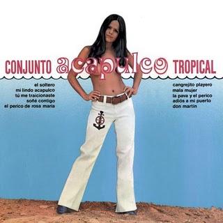 Acapulco Tropical – El Soltero – [Mp3 320 kbps - CD Album]