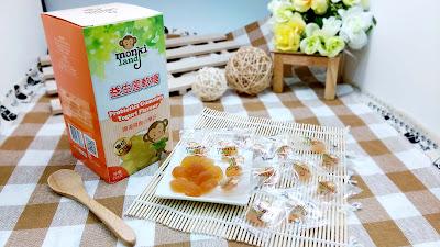 monkiland 益生菌軟糖 消化 軟糖 優格 活菌