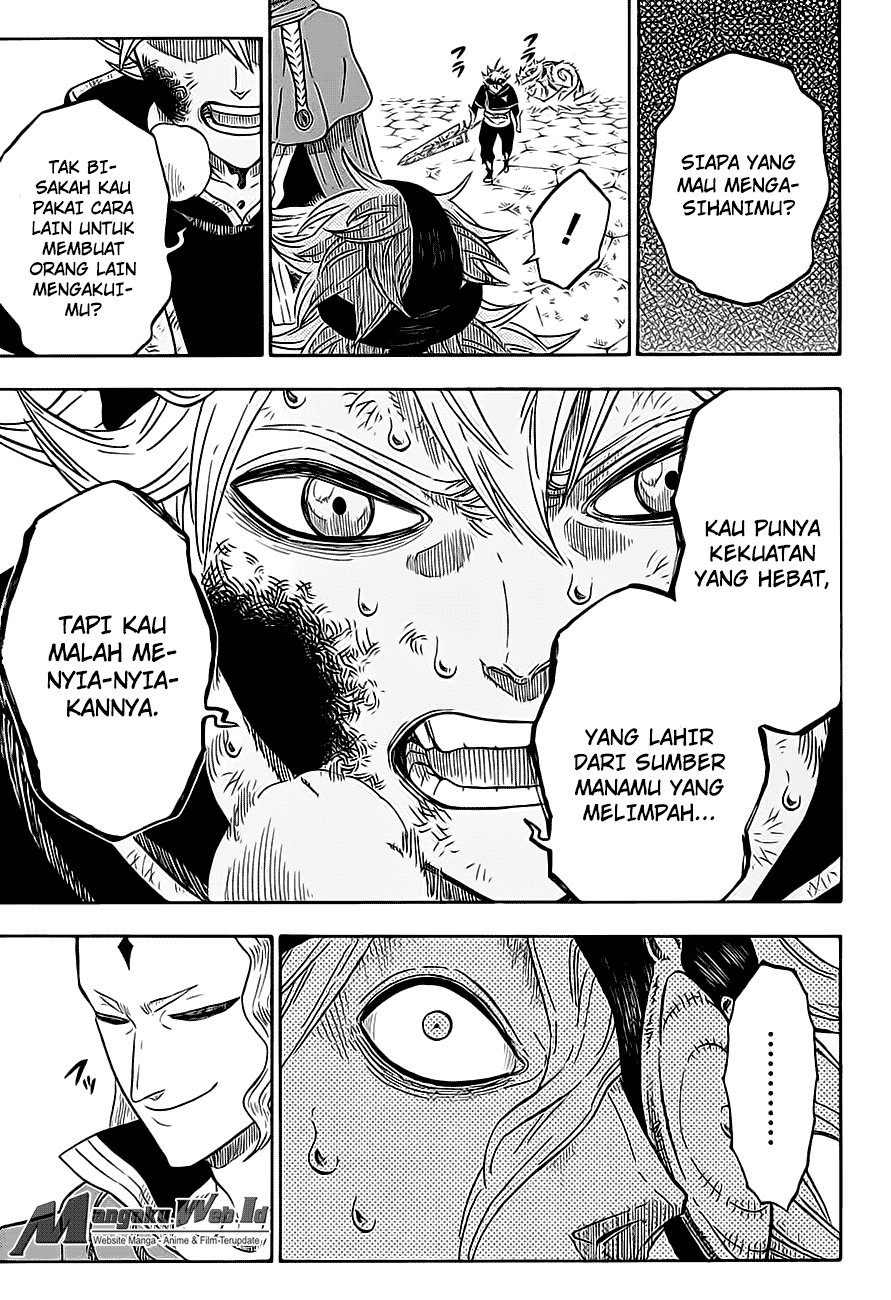 Black Clover Chapter 32 bahasa Indonesia