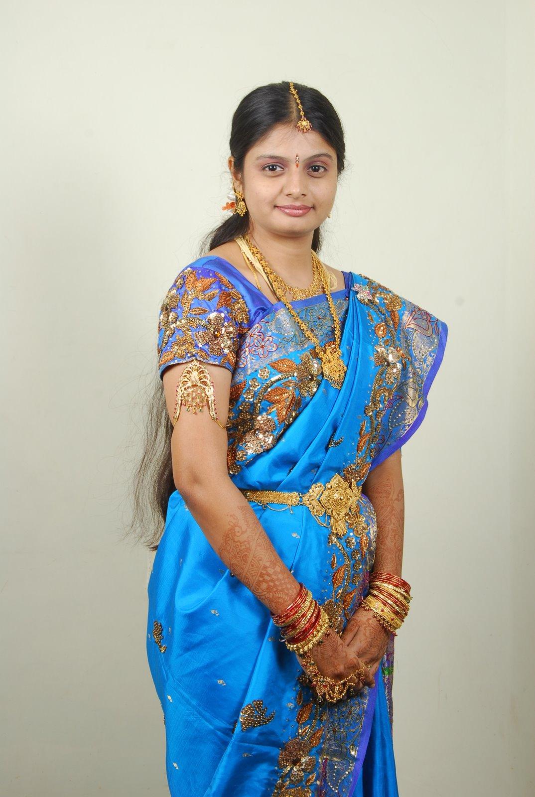 Tamil Girls Tamil Girls In Silk Saree-3335