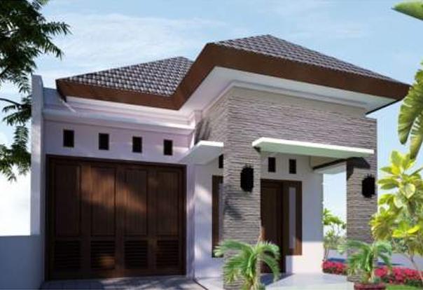 Desain Rumah Sederhana Indah