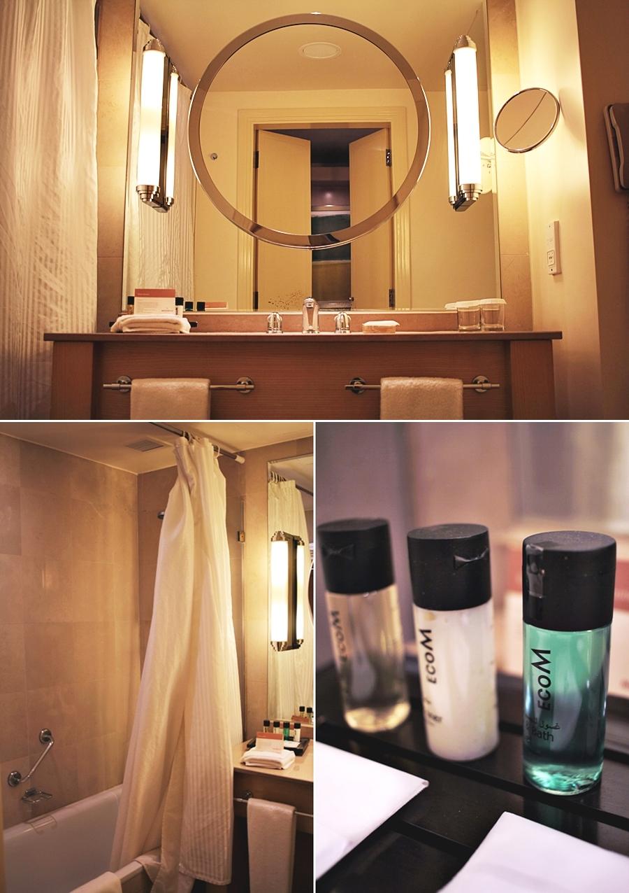 interior luxury hotel