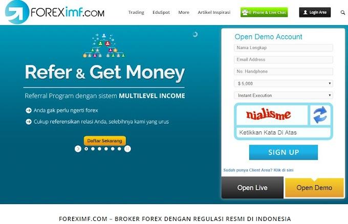 Mengenal Forex Trading Dengan ForexIMF