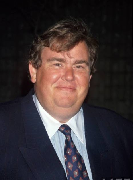 Reclaiming James: John Candy and Other Dead, Overweight Celebs
