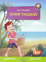 AJIBAYUSTORE  Judul Buku : Seri Tematik Tempat Tinggalku 4H    Kelas IV SD