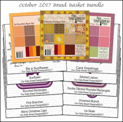 October 2017 Bread Basket Bundle