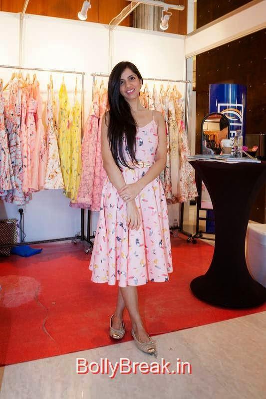 Nishka Lulla, Nishka Lulla Hot Pics At Designer Nishka Lulla Snapped at DIVAlicious