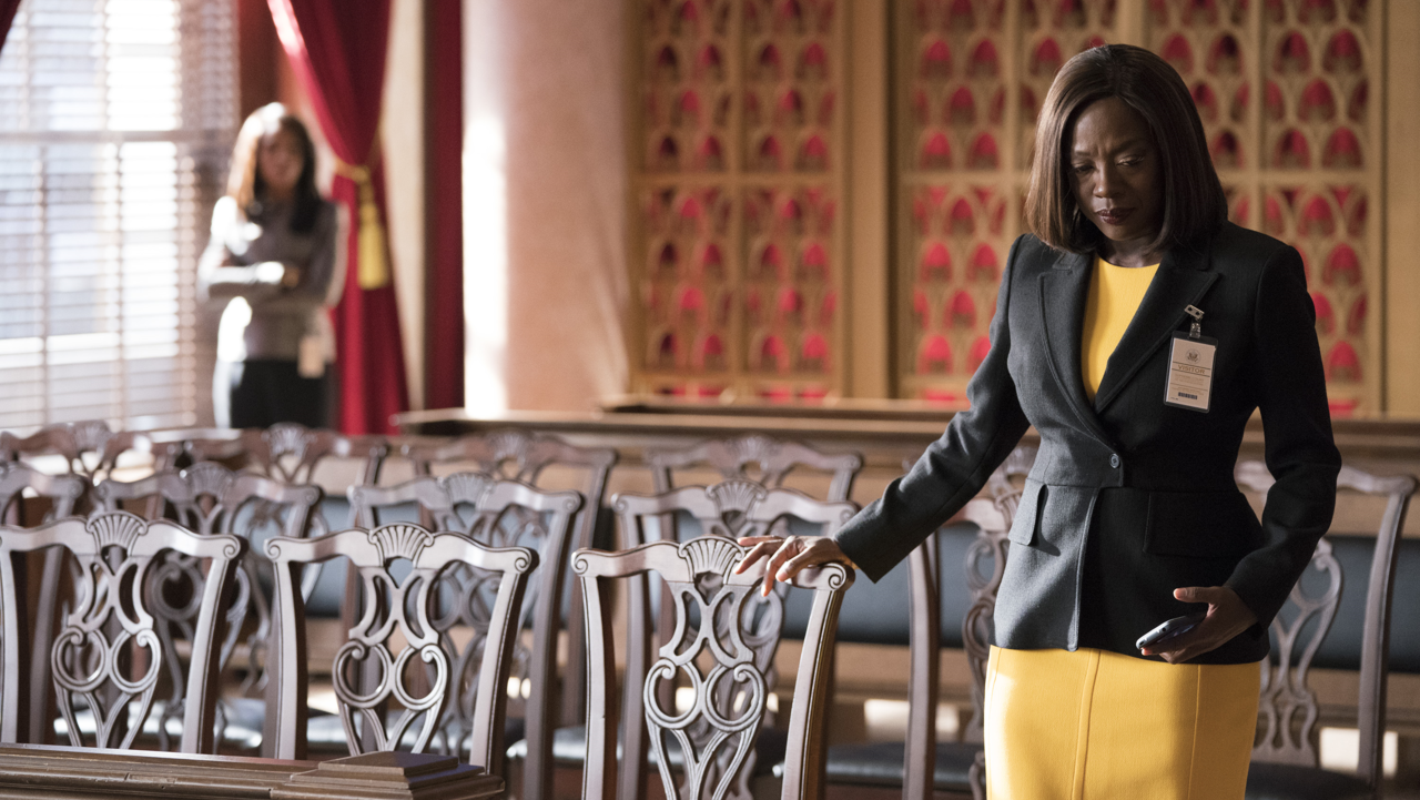 Fotografía de Annalise Keating en 'How to Get Away with Murder'