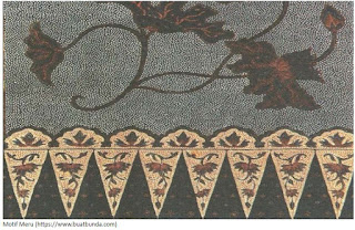 Batik Meru