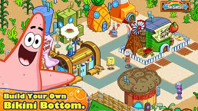 Game Spongebob My Bikini Bottom For Android Versi Terbaru :