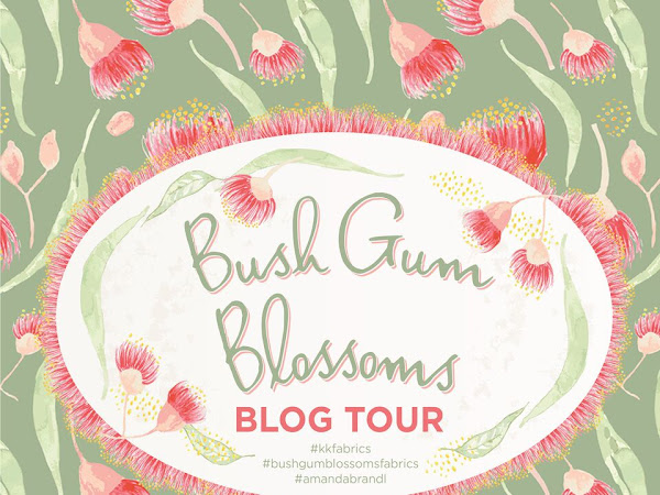 Bush Gum Blossoms Blog Tour