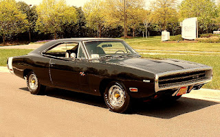 1970 Dodge Charger RT Hemi Side Right Picture