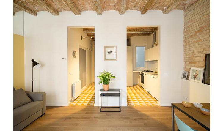 Mattoni a vista a barcellona arredamento facile - Archi mattoni vista in cucina ...