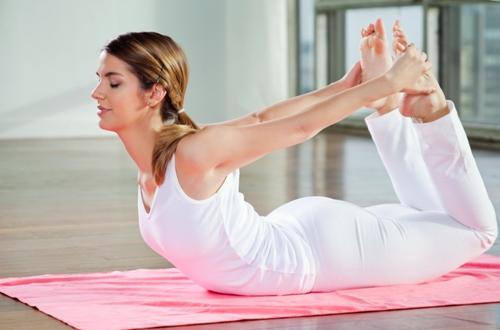 Giảm béo bụng đơn giản bằng các bài tập yoga