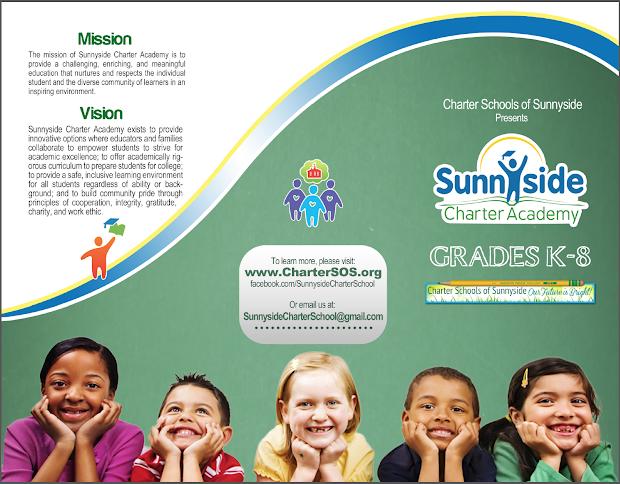 Charter Schools Of Sunnyside Brochure