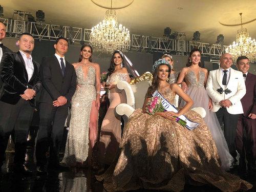 Miss Mexico 2018 Winner Vanessa Ponce de Leon