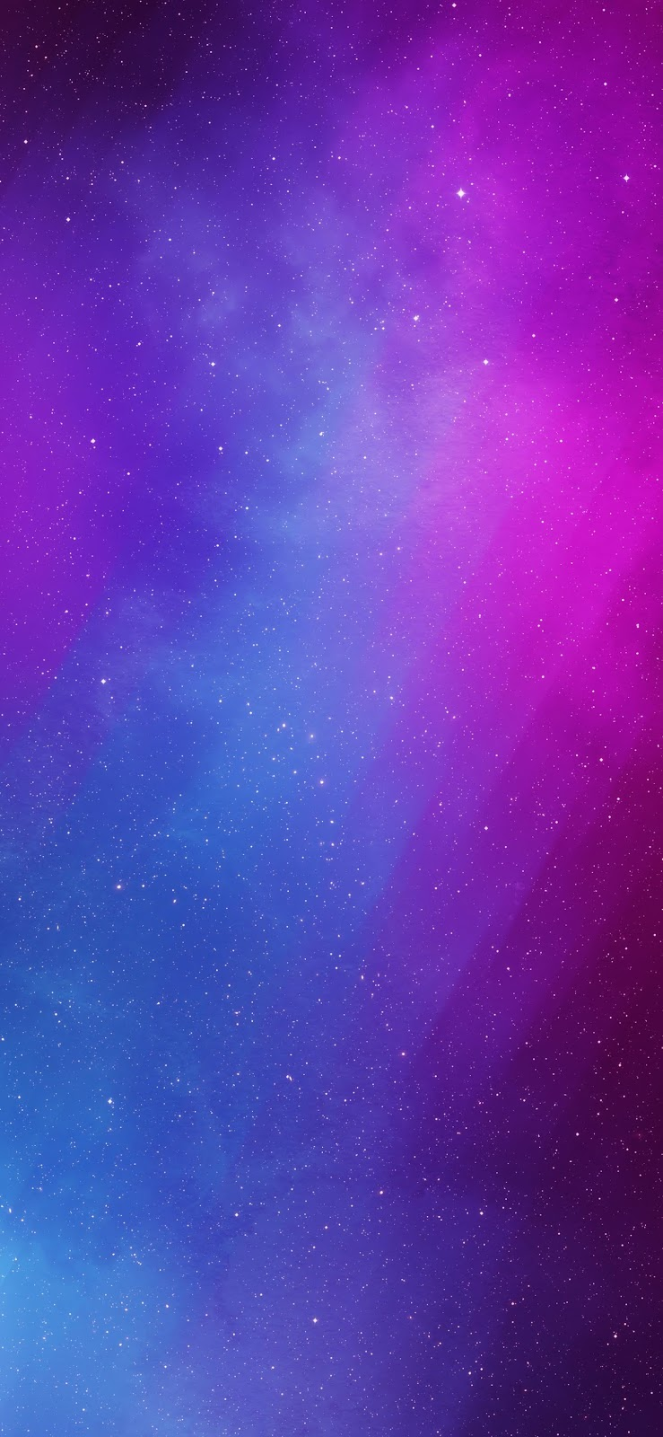 Colorful stars iphone xs max wallpaper