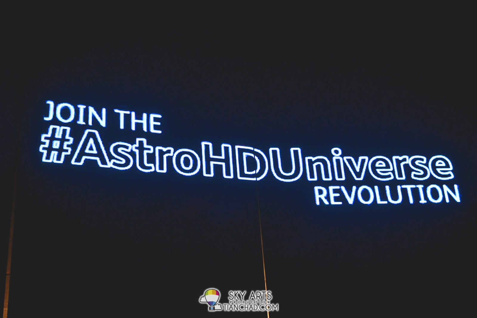 Let's join the #AstroHDUniverse Revolution today!!