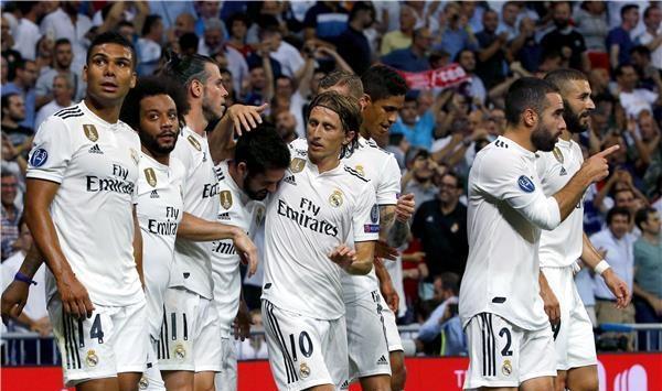 هداف موهوب معروض على ريال مدريد