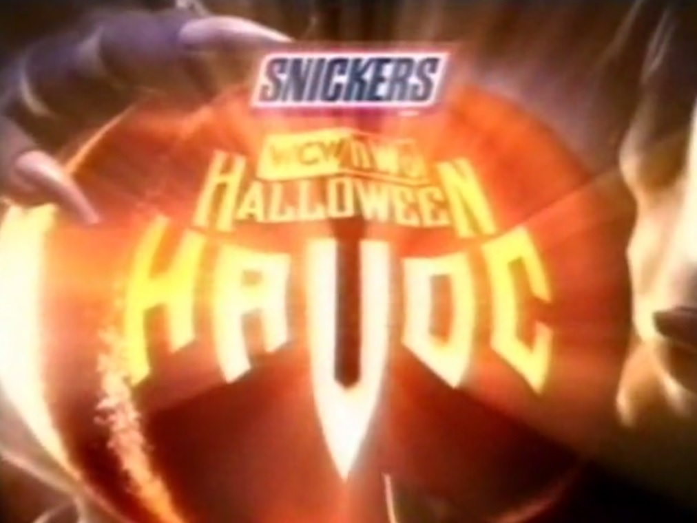 THE INTERNET IS IN AMERICA: Revisiting WCW Halloween Havoc 1998!