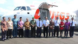 Bandara Gusti Syamsir Alam Stagen
