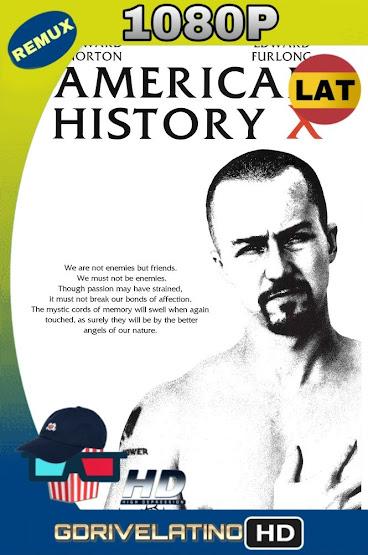 American History X (1998) BDRemux 1080p Latino-Ingles MKV