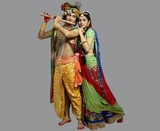 Radha Krishna Full Title Song 3D Audio - ITIHINDIME