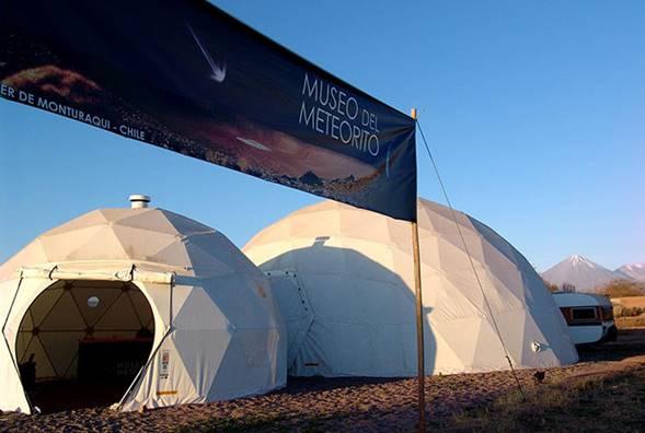 Museu do Meteorito em San Pedro de Atacama
