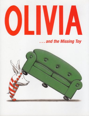 ruby�������� oliviaand the missing toy ian falconer
