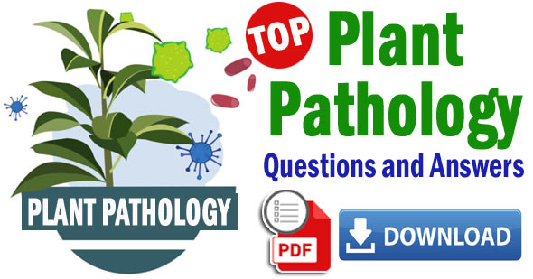Plant Pathology Exam Questions and Answers