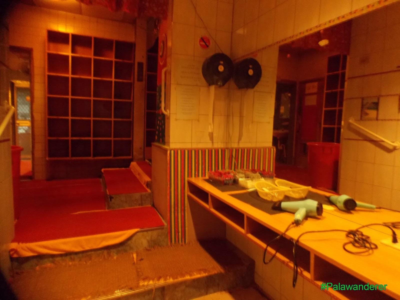 #Palawanderer: Da Shanghai Sauna, gay friendly spa place